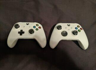 Xbox One S und Xbox Series X