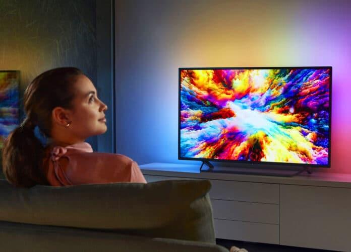 Lassen sich Philips TV-Geräte bald mit