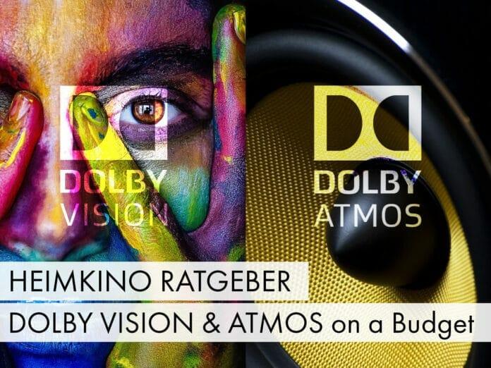 Dolby Vision Dolby Atmos kleiner Preis