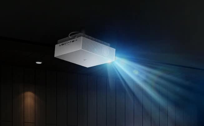 LG HU810P 4K HDR Laser Projektor