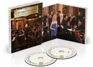 """Die Deluxe Edition von """"John Williams - Live in Vienna"""" mit CD und Blu-ray inkl. Dolby Atmos Soundmix"""