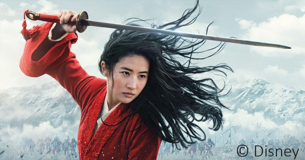Die Live-Action-Verfilmung von Mulan wurde als erster Titel ohne Kinoverwertung direkt auf Disney+ zum Kauf angeboten    Bild: Disney