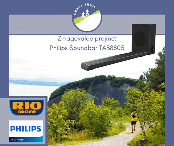 Philips TAB8805 Soundbar
