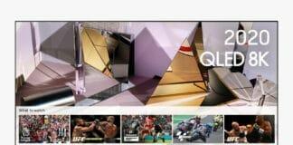 Q700 8K QLED TV Samsung