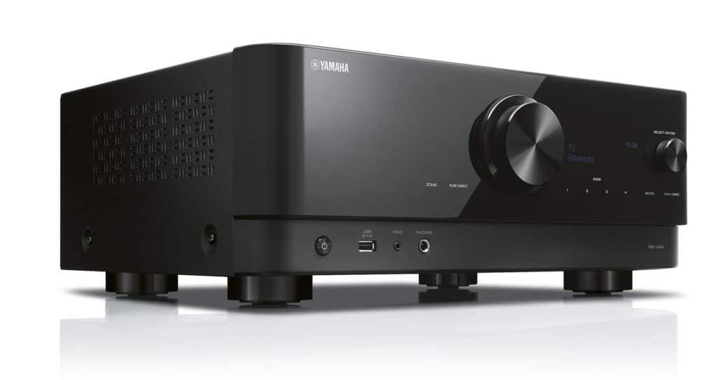 Der RX-V6A 5.2 AV-Receiver mit HDMI 2.1 von Yamaha