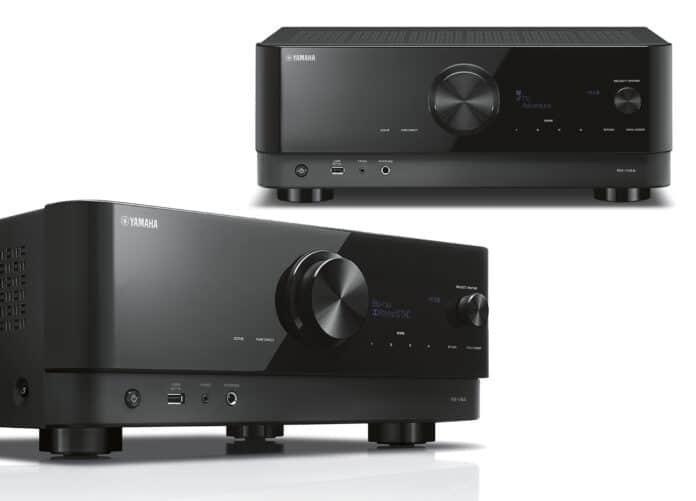 Yahamas AV-Receiver-Auftakt 2020 RX-V6A & RX-V4A mit HDMI 2.1 (8K/60p & 4K/120p)