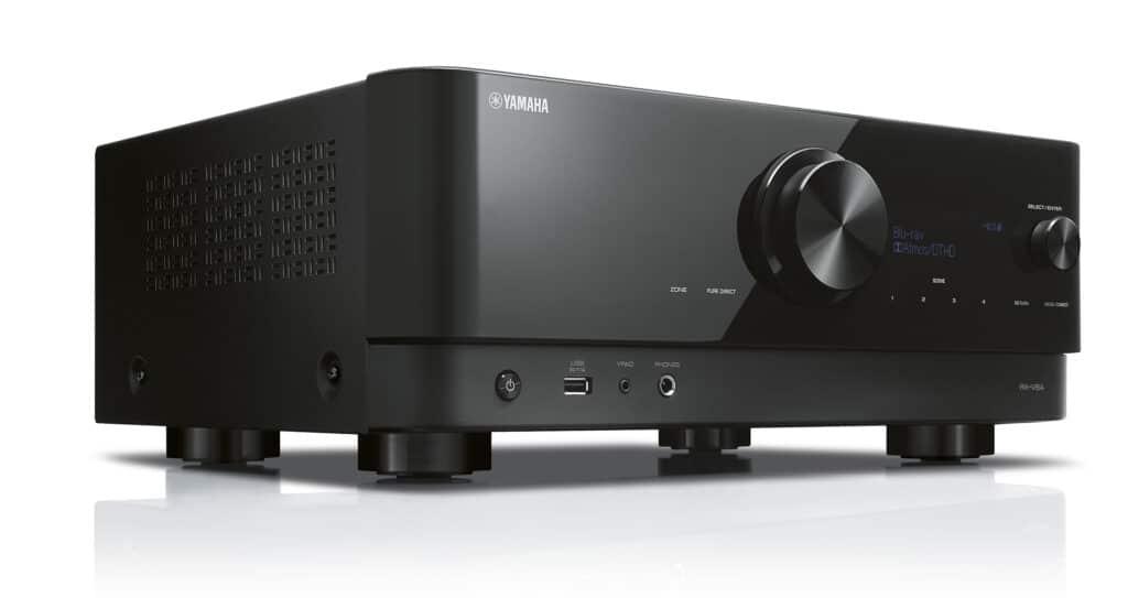 Der RX-V6A 7.2 AV-Receiver mit HDMI 2.1 von Yamaha