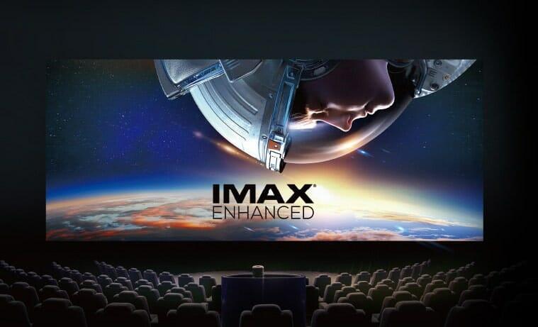 Das IMAX Enhanced Format soll ein ganz neues Bild- und Tonerlebnis bieten