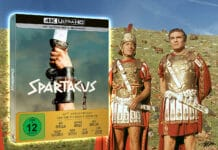 Test Spartacus 4K Blu-ray