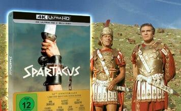 Test Spartacus 4K Blu-ray