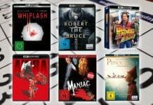 In den nächsten Wochen regieren vor allem die Filmklassiker die 4K Blu-ray Verkäufe