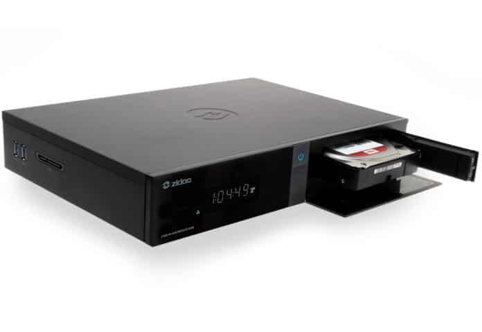 Der Zidoo Z1000 Pro unterstützt ab Werk HDR10+ und Dolby Vision