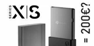 Kostet 1 TB SSD-Speicher für die Xbox Series X/S rund 200 Euro?