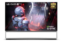 LG 8K G-Sync