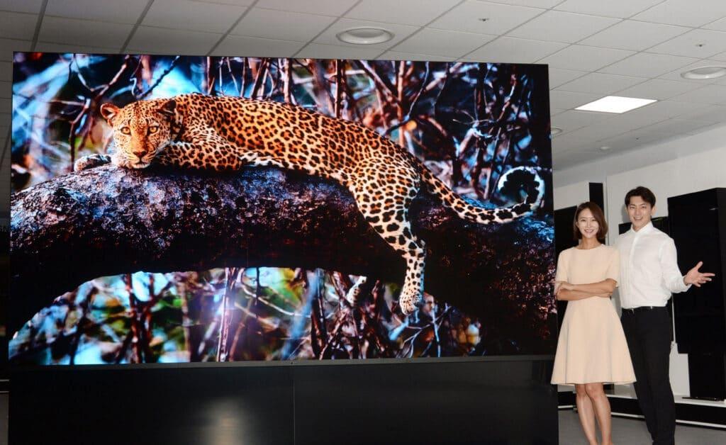 LG führt mit Magnit Micro-LED-TVs ein