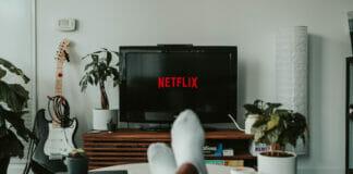 Netflix auf dem Fernseher