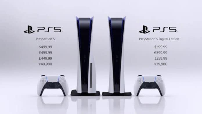 PlayStation 5 Preise