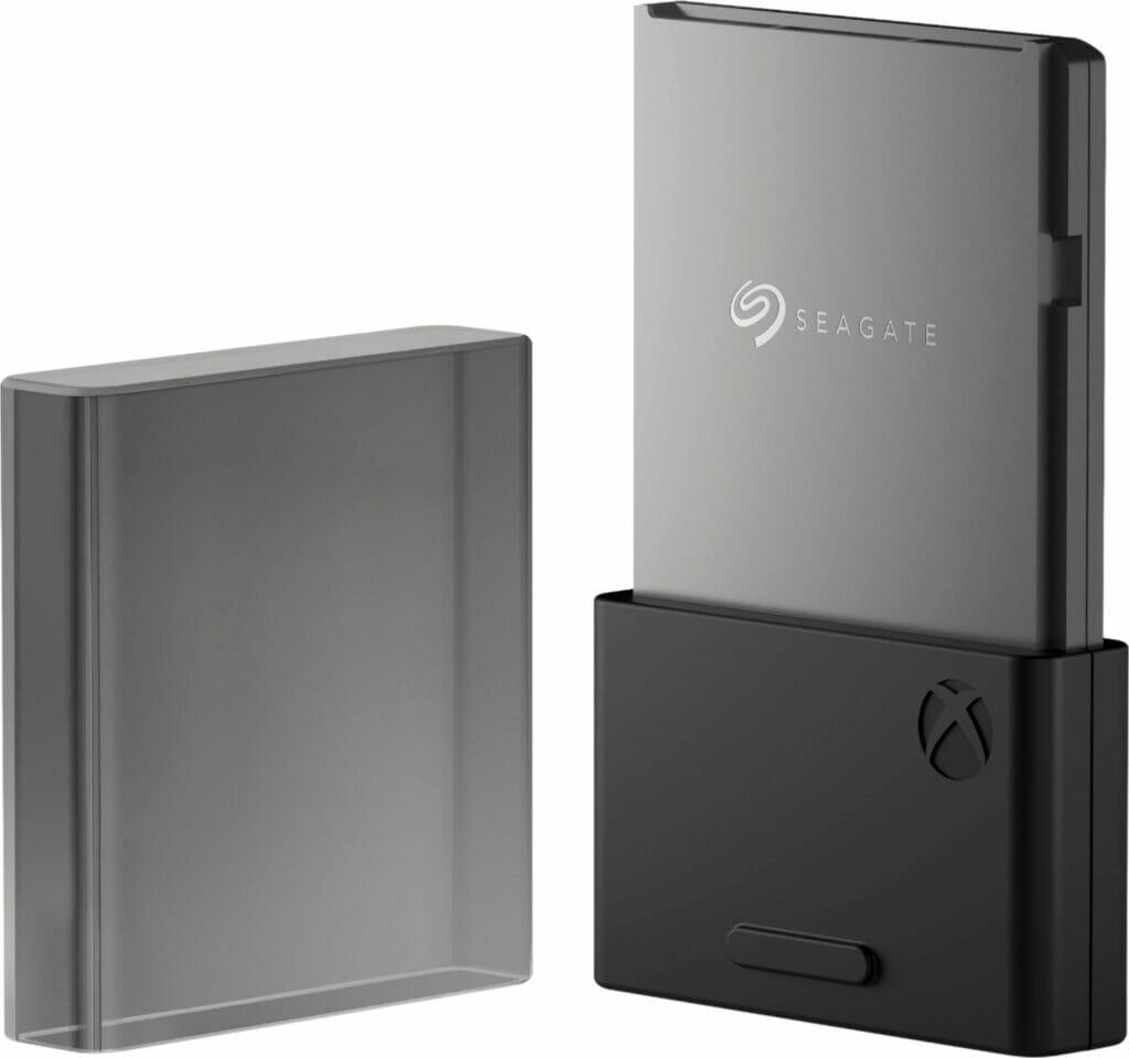 Das Seagate Game Drive für die Xbox Series X