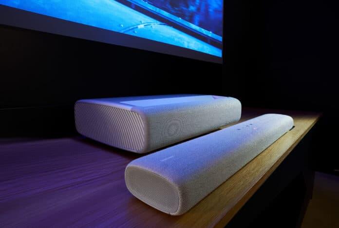 The Premiere 4K Ultra Kurzdistanz Projektor mit Laser-Lichtquelle und HDR10+