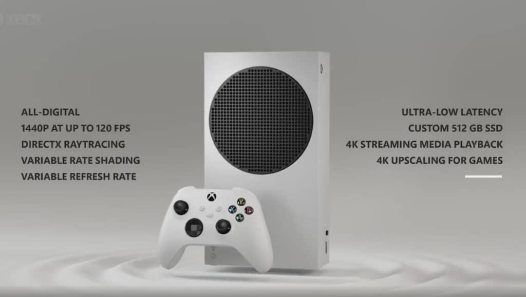 Xbox Series S: Das sind die Features