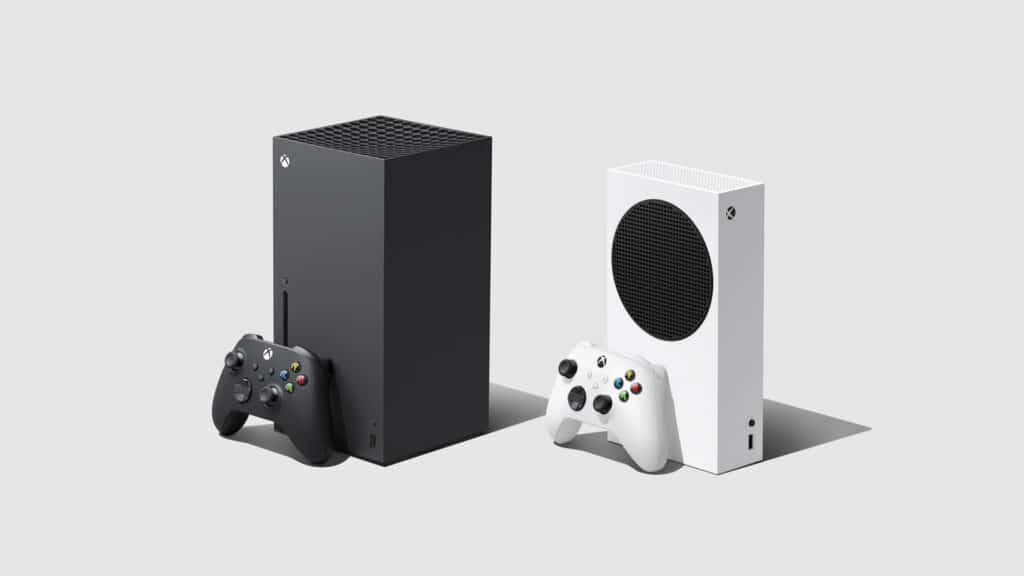 Die Xbox Series X und Series S