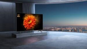 Der Xiaomi Mi TV Lux mit 4K