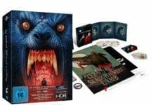 """Auf 2626 Stück limitiert: """"An American Werewolf in Lodon"""" als 4K Blu-ray Remaster (Ultimate Edition)"""