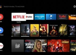 Ob Android TV 11 am Channel-Design festhält?
