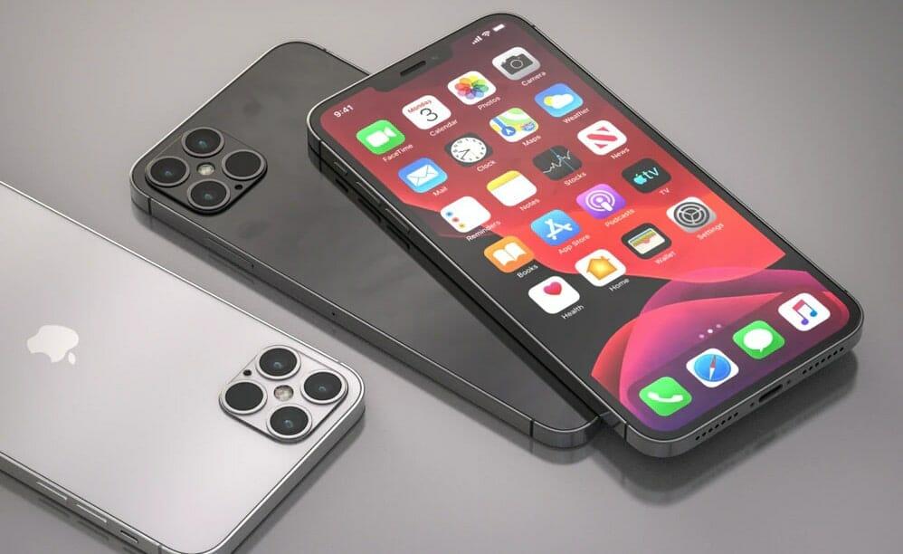So könnte das Apple iPhone 12 aussehen