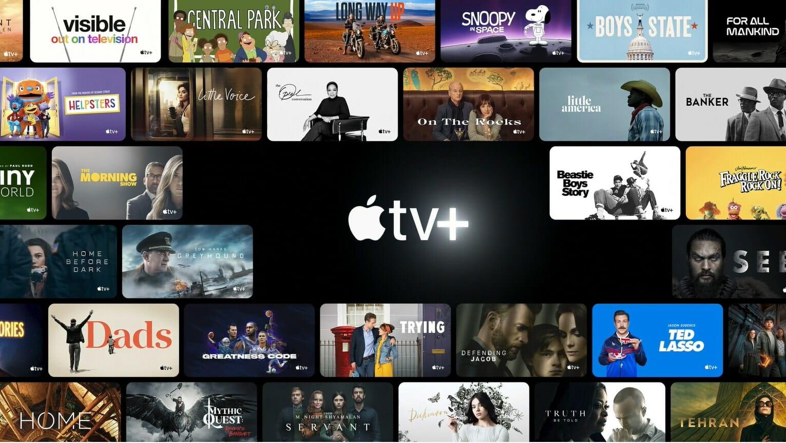 Was Ist Apple Tv Plus