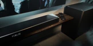 B95 Dolby Atmos Soundbar mit HDMI 2.1 von Philips