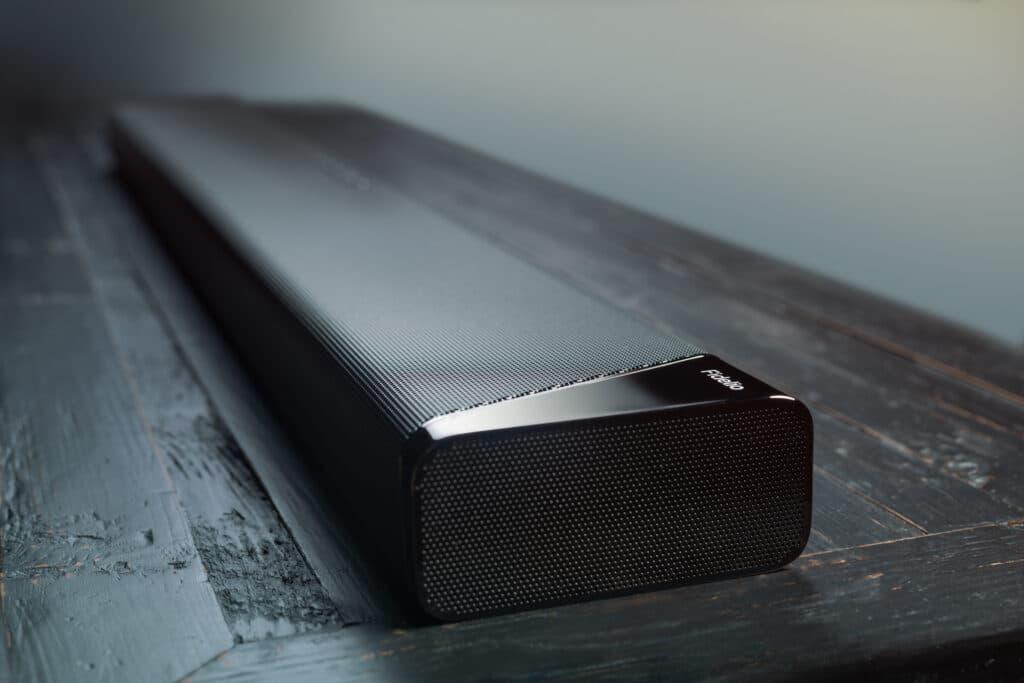 B95 Soundbar Perspektive Design