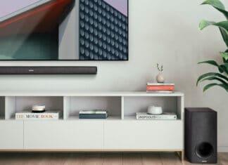 Neu: Denon DHT-S416 2.1 Soundbar mit Google Chromecast