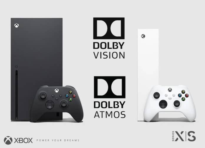 Dolby Vision Gaming Xbox Series X - Xbox Series S