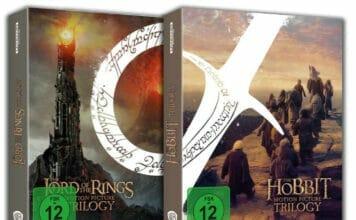 """Jetzt vorbestellbar: 4K Remaster der """"Der Herr der Ringe"""" und """"Der Hobbit"""" Trilogien im Extended Cut"""