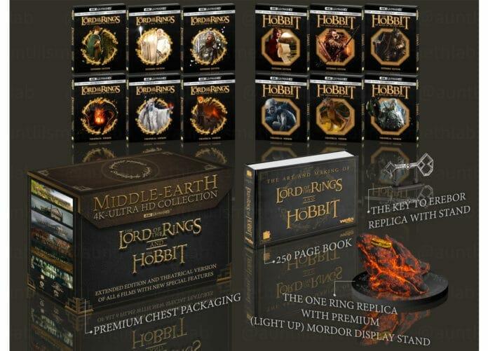 Zu schön um wahr zu sein? Der Herr der Ringe & Der Hobbit als 4K Blu-ray Collection