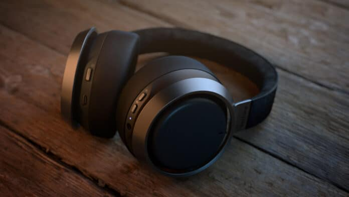 Philips L3 Fidelio Over-Ear-Kopfhörer mit Active-Noise-Cancellation