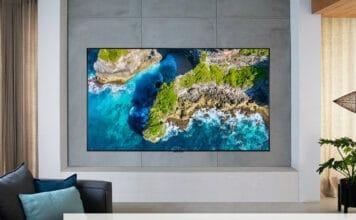 LG BX 4K OLED Fernseher