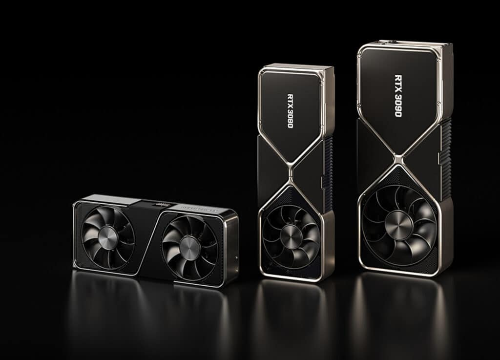 Die neue Nvidia RTX 3090 mit HDMI 2.1 und AV1-Codec soll 8K Games mit 60p schaffen!
