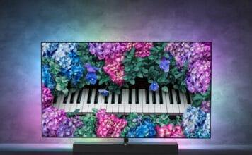 """War unter anderem vom """"Streaming-Downgrade"""" betroffen: Der OLED935 von Philips"""