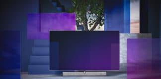 """Das audiovisuelle """"Meisterwerk"""" OLED+935 von Philips gibt es in 48, 55 und 65 Zoll"""