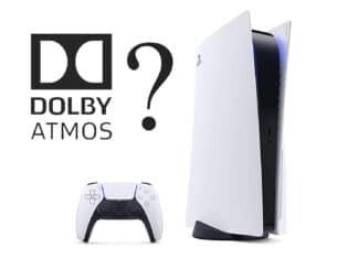 Unterstützt die PlayStation 5 DTS:X und Dolby Atmos? Wir haben vielleicht eine Antwort auf diese Frage