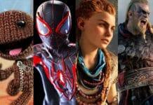 Alle PlayStation 5 Spiele / Games (Neuerscheinungen)