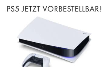 PlayStation 5 vorbestellen