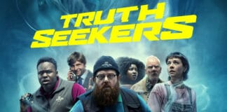 "Im Oktober startet die neue Comedy-Serie ""Truth Seekers bei Amazon Prime Video"