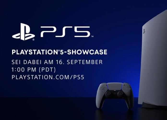 PS5 Showcase 16. September 2020