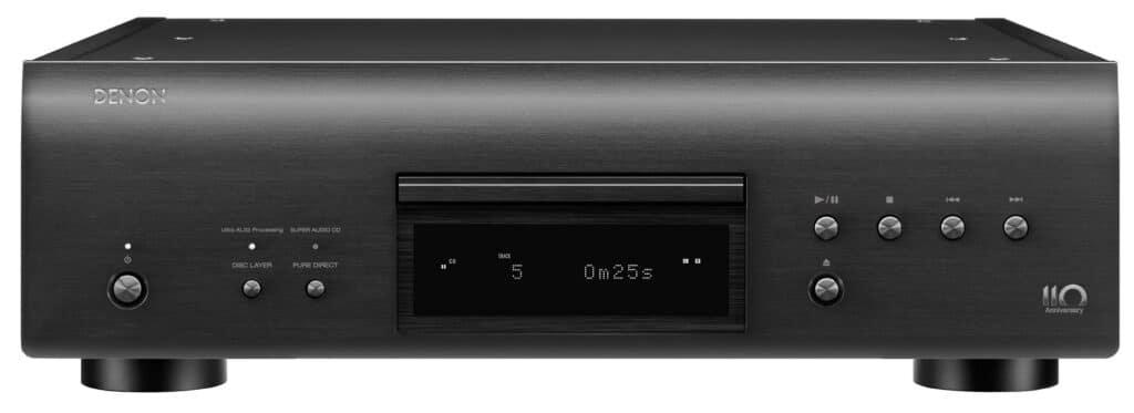 Der SACD-Player DCD-A110