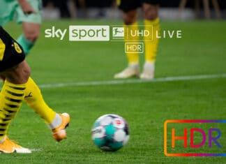 UEFA SUPER CUP: FC Bayern München gegen den FC Sevilla in 4K/HDR-Qualität