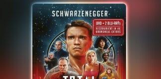 """Das limitierte """"Total Recall"""" 4K Blu-ray Steelbook steht hoch im Kurs!"""