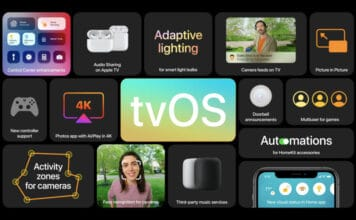 Neue Features tvOS 14 Apple TV 4K